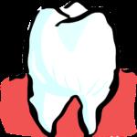 Śliczne urodziwe zęby oraz powalający uroczy uśmieszek to powód do dumy.